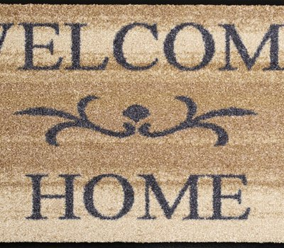 Wash+Dry - Welcome Home beige